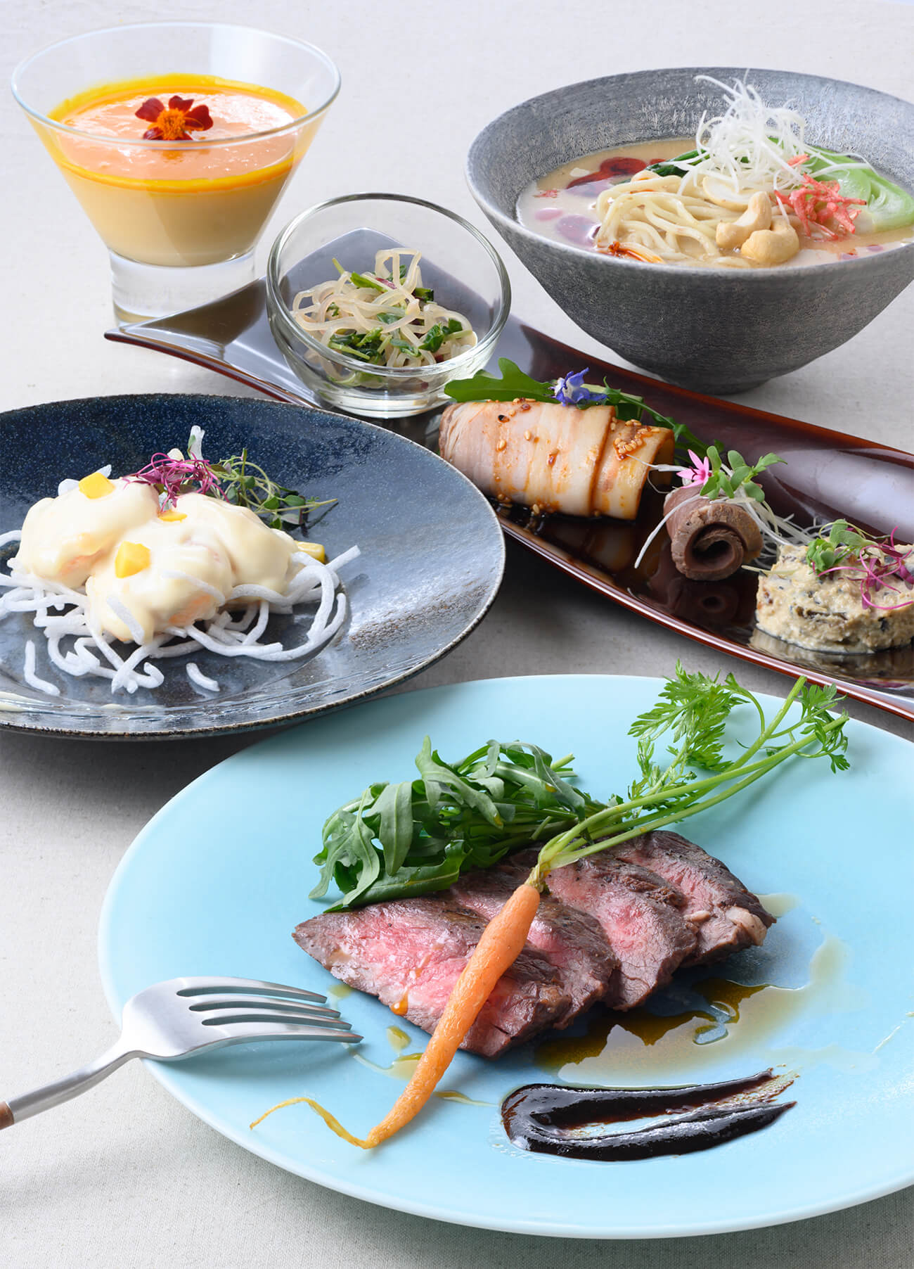 Lunch special set B set