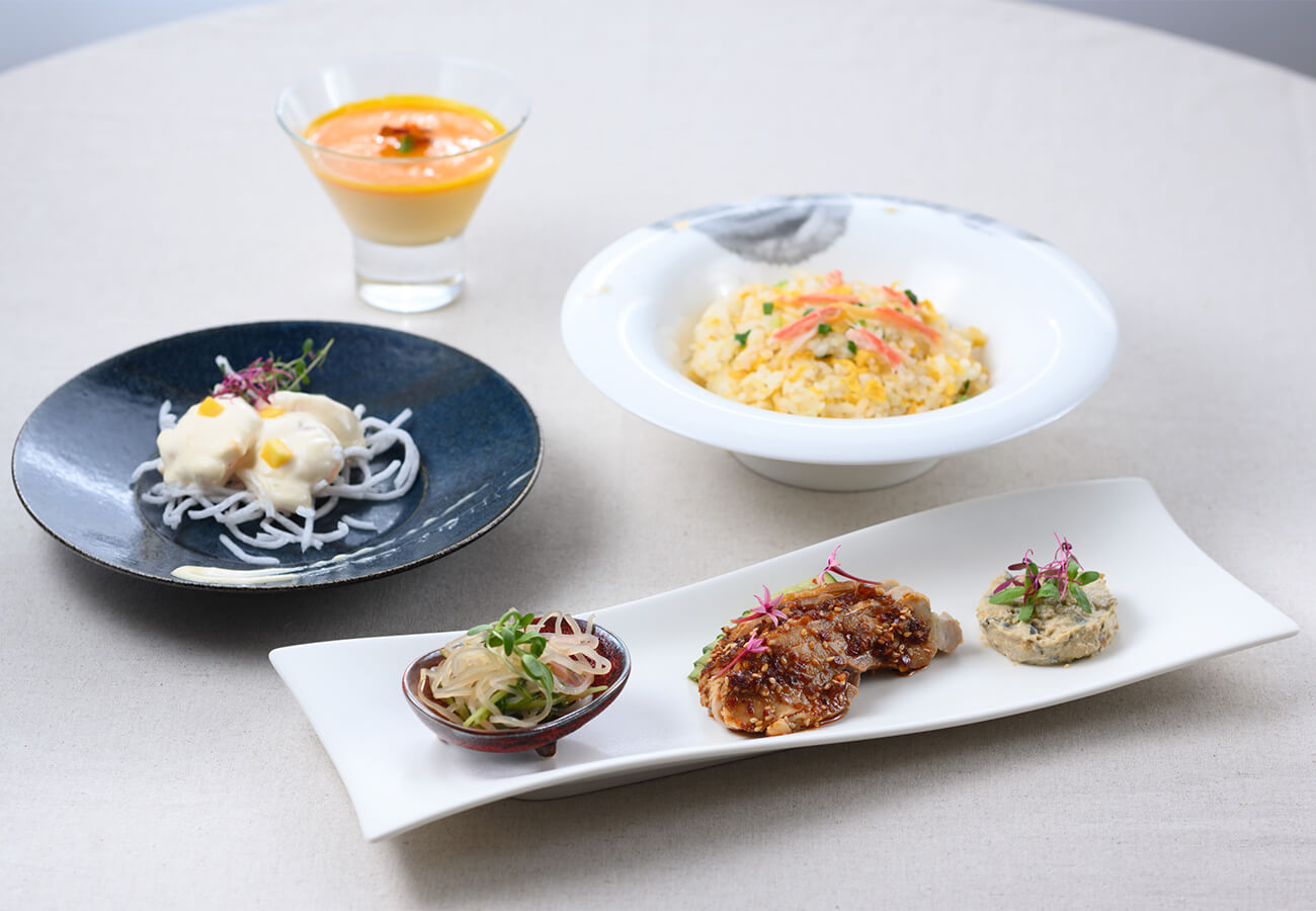 Lunch special set A set